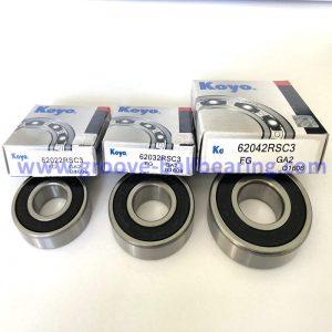 6202 2RS motor bearing