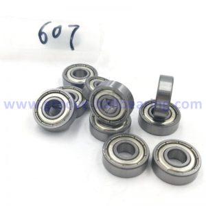 607zz bearing dimensions